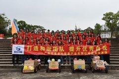 王老吉集团户外拓展训练