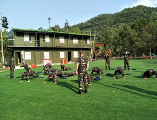 中山五桂山拓展训练基地