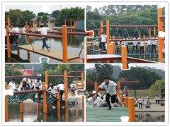 中山水上拓展项目:超级晃板
